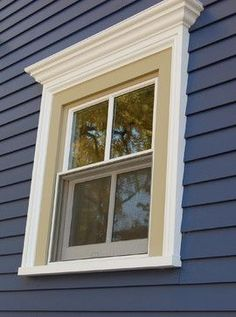 1000 ideas about exterior windows on pinterest exterior - Exterior window trim ideas pictures ...