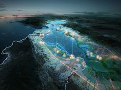 HASSELL + MVRDV's Proposal to Improve the Bay Area's Resilience in the Event of a Disaster