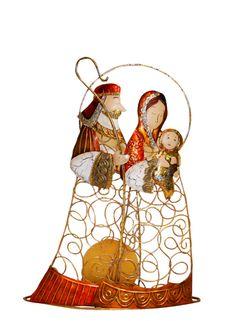 A Loja do Gato Preto   Sagrada Família Castiçal #alojadogatopreto Christmas Ornaments, Holiday Decor, Home Decor, Sagrada Familia, Reindeer, Embellishments, Black, Cats, Boutique Online Shopping