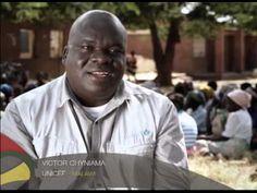 Vídeo: Como as crianças vivem na África