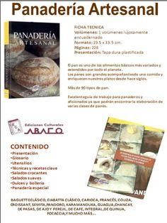Panadería artesanal #edicionesculturalesABACO