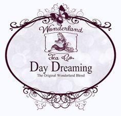 Wonderland Tea Label (a_granger) Tags: tea alice label labels wonderland Halloween Apothecary Labels, Halloween Potion Bottles, Halloween Labels, Halloween Signs, Vintage Halloween, Fall Halloween, Halloween Crafts, Halloween Decorations, Apothecary Jars