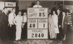 Image result for dance marathon 1930s