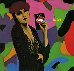 Prince and the Revolution - Raspberry Beret, single, 1985