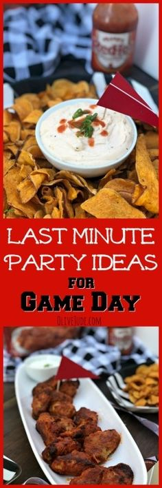 Last Minute Party Id