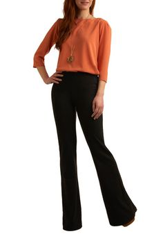 everyone needs a pair of wide leg trousers