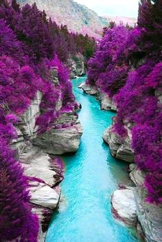 The Fairy Pools on the Isle of Skye, Scotland            129 Places Worth Visiting Once in a Lifetime