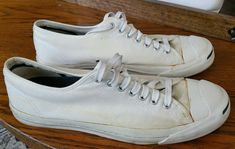9b7291c0c225ea Converse Jack Purcell Signature Ox Shoes White Leather Sneakers