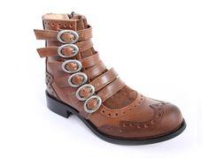 Alli Boot (Brown)