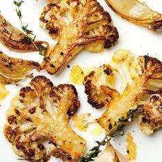 Veggie Time   Roasted cauliflower