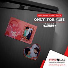 SOUL MATES ARE LIKE MAGNETS! #fridgemagnets #Personalized #valentineday #valentinegifts #Ahmedabad #photopages Fridge Magnets: http://goo.gl/7G6q29