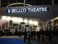 #BellcoTheatre interior