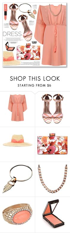 """LOVE YOINS"" by nanawidia ❤ liked on Polyvore featuring Lanvin, Jouer and NYX"