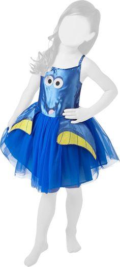 Rubie's Dory Costume Classico con tutù