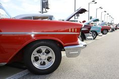 Motor'n | O'REILLY AUTO PARTS RACE DAY CAR SHOW TO HIGHLIGHT CLASSIC CARS ON LABOR DAY WEEKEND