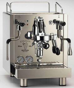 bezzera giulia espresso apparaat