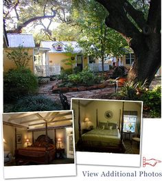 Pomegranate House and Cottages, A Granbury Bed and Breakfast