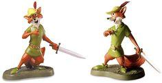 disney figurines | Walt Disney Figurines - Robin Hood - Walt Disney Characters Photo ..........I want this