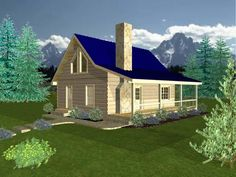 Another Cabin Idea