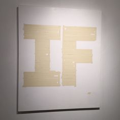 #if #everythingispossible #contemporary #art #IFiwere #fillintheblank #modernart