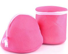 Ulifestyle Mesh Laundry Lingerie Bags, Set of 2, Rose Red -- Awesome products selected by Anna Churchill