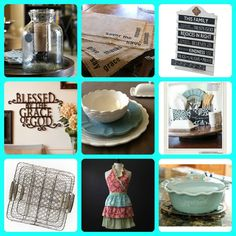 Let me introduce to you Mary & Martha.  Mary & Martha is part of the Dayspring Company and they sell home decor, kitchen items, Re-useable n...