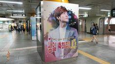 Year 2016 | June 22 | #Birthday | Celebration | #ActorLeeMinHo | #LeeMinHo |  #이민호 | #イミンホ | #李敏镐 by #Minoz #HK #HongKong | #香港 |  #Advertisements | #Korea #韩国| #Seoul | #首尔 | #Dongdaemun | 东大门 | History & Culture Park | Station Exit 1 | 厉史文化公园站 | 1 号出口 | Period: 09 June - 08 July | 1 Month |    [http://blog.naver.com/elqk8802/220732521612] (Source:  Blog: Wenice |  10 June 2016 (Friday)  @ 11:29 hours | via: Ssen_nuna |  11 June 2016 (Saturday) |  THIS Post: 12 June 2016 (Sunday)