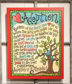 Adoption is a Miracle!