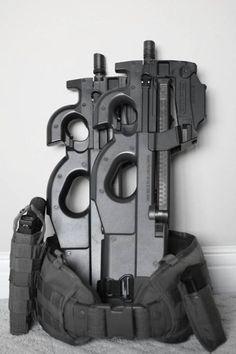 Te gusta este par de #Armas?