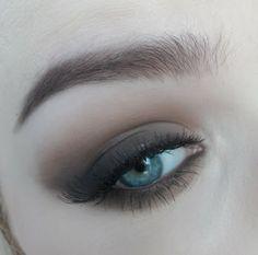 love thing...: Basic Brown Smokey Eye Tutorial