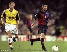 Football and Nietzsche Barcelona Football eafcf5a38