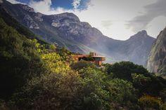 Narigua House by David Pedroza Castañeda.  El Jonuco, Nuevo Leon, Mexico,