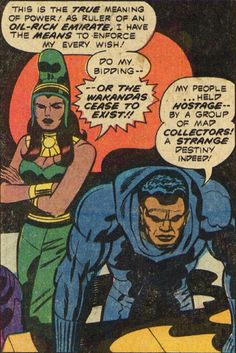 Panel from Black Panther # 5 by Jack Kirby Black Panther Storm, Black Panther Comic, Comic Book Artists, Comic Book Characters, Comic Books Art, Jack Kirby Art, Comic Boards, Black Comics, Comic Book Collection