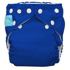 Charlie Banana One-Size Pocket Cloth Diaper in Royal Blue : http://www.naturebumz.com/charlie-banana-one-size-pocket-royal-blue.html