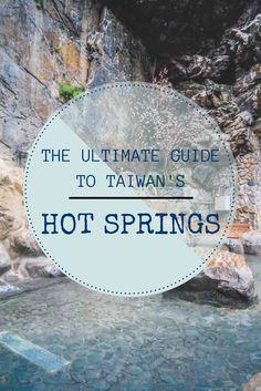 Taiwan Hot Springs