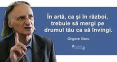 """""""În artă, ca şi în război, trebuie să mergi pe drumul tău ca să învingi."""" Grigore Vieru Famous Quotes, Diamond Engagement Rings, Motorcycles, Parenting, Famous Qoutes, Biking, Childcare, Raising Kids, Motorcycle"""
