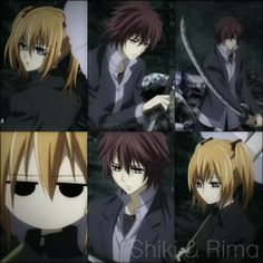 vampire knight funny | Vampire Knight Funny Character pictures; Good times...
