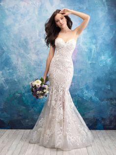 103 Best Allure Bridals Images In 2020 Allure Bridal Wedding