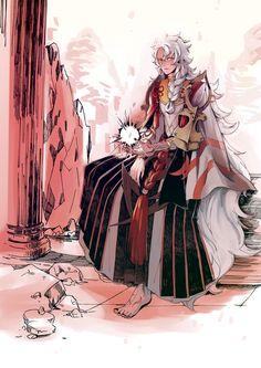 Solomon【Fate/Grand Order】