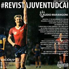 #LunesDeRevista! Les dejamos la edición número 12 de la #RevistaJuventudCAI. #ClaudioMarangoni