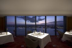Panoramic Restaurant Liverpool.  England's highest restaurant
