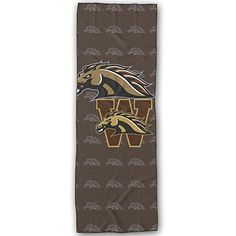 Western Michigan Broncos Yoga Mat Towel >>> Click image for more details.(This is an Amazon affiliate link and I receive a commission for the sales)