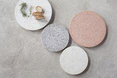 Esprit terrazzo : Collection Terrazzo Platter (Serax)