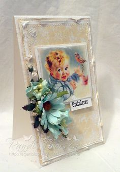 Wild Orchid Crafts: Congratulation Card