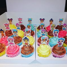 Food Standards Agency, Cupcake Boxes, Busy At Work, Lol Dolls, Cake Designs, Cupcakes, Desserts, Cake Templates, Cupcake