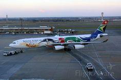 Photo of SAA Airbus A340-300 (ZS-SXD) ✈ FlightAware
