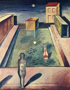 Max Ernst - Aquis Submersus