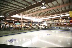 Ober Gatlinburg indoor ice rink