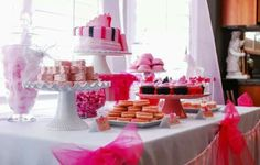 Sweets table?