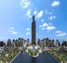 azerbaijan tower skyscrapercity - Hledat Googlem